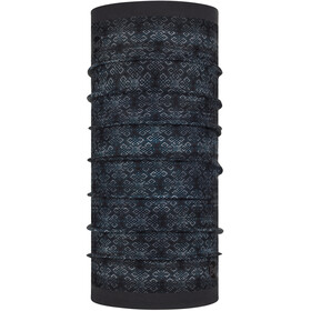 Buff Tour de cou polaire réversible, haiku dark navy